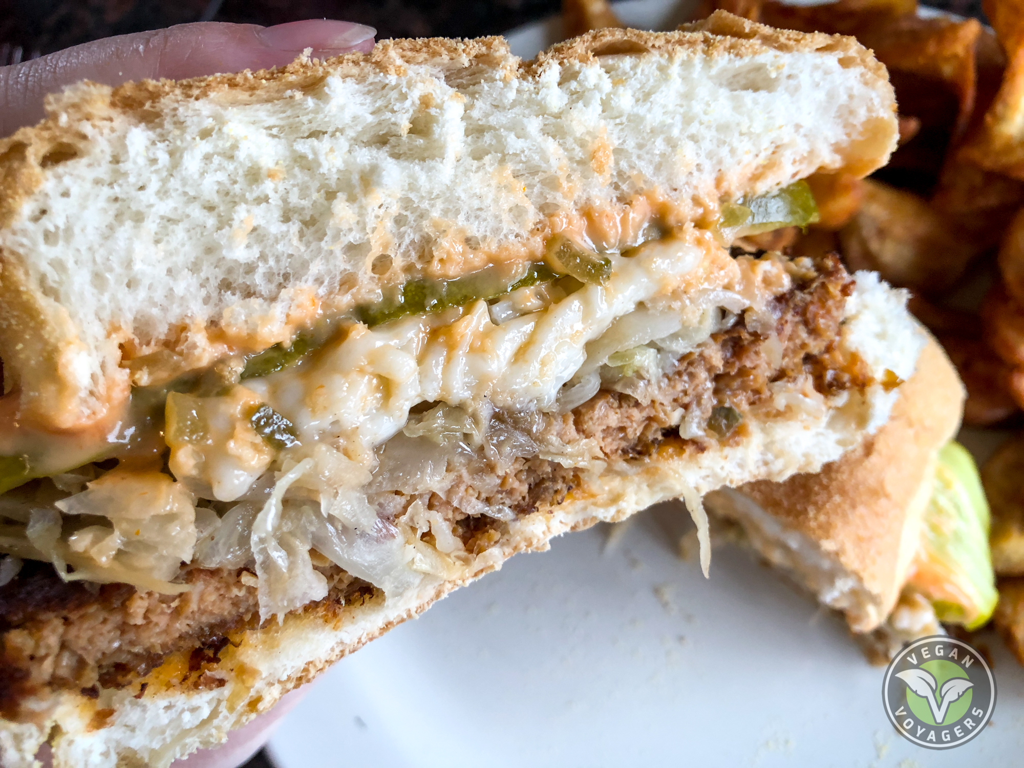 Ocala Downtown Diner | The 7 Best Vegan Reubens in the United States
