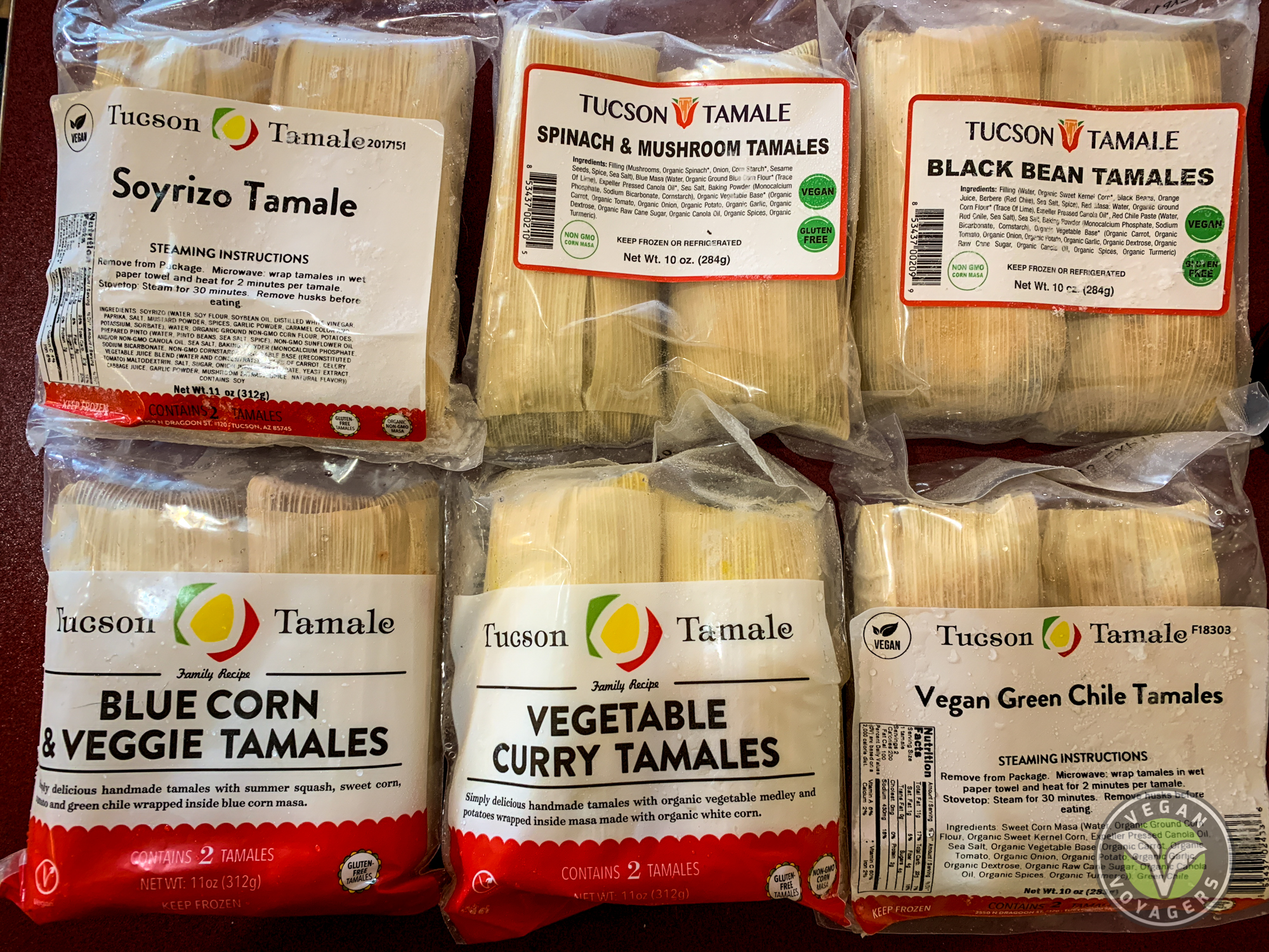 Best Vegan Mexican Food in the US | Tucson Tamale Company