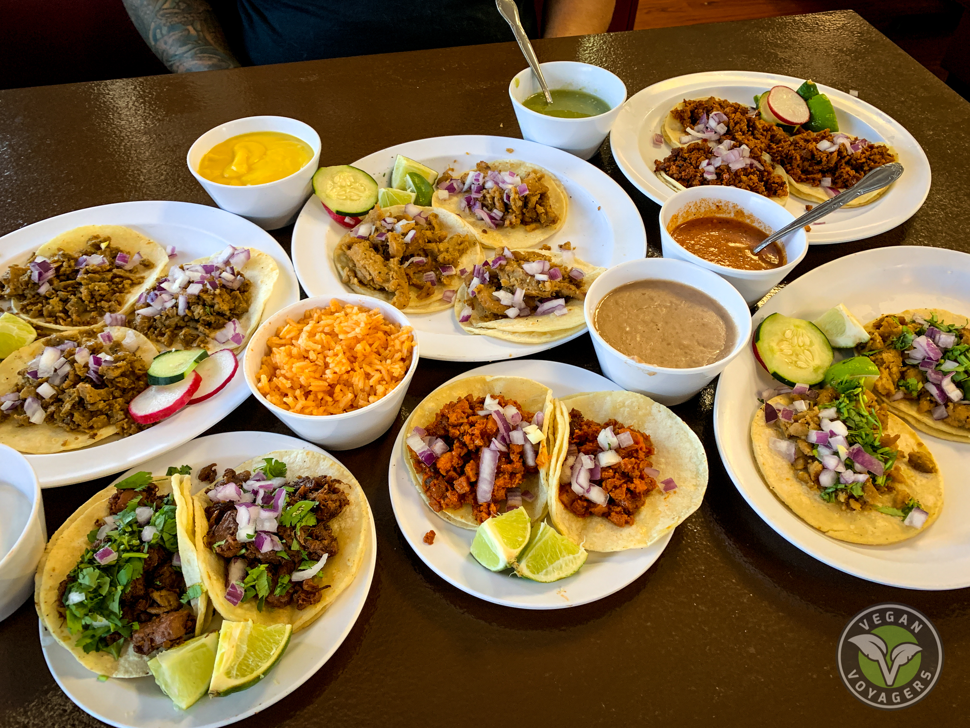 Best Vegan Mexican Food in the US | Panchos Vegan Tacos