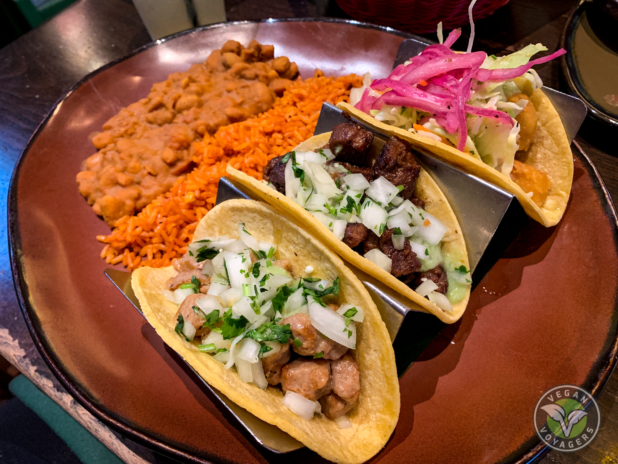 Best Vegan Mexican Food in the US | Hussongs