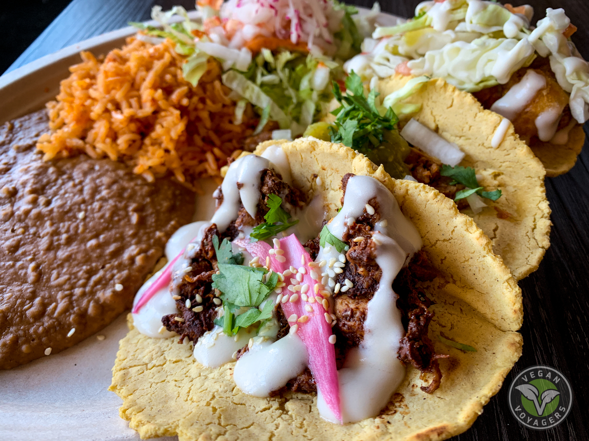Best Vegan Mexican Food in the US | Doomie's Next Mex