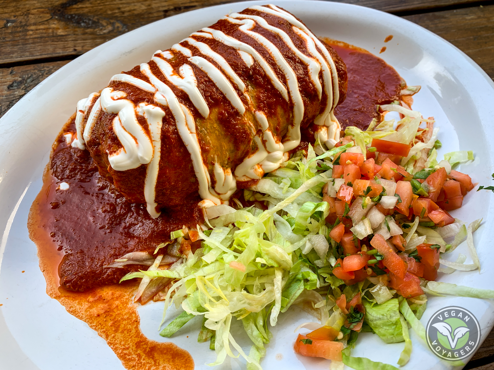 Best Vegan Mexican Food in the US | El Nutri Taco