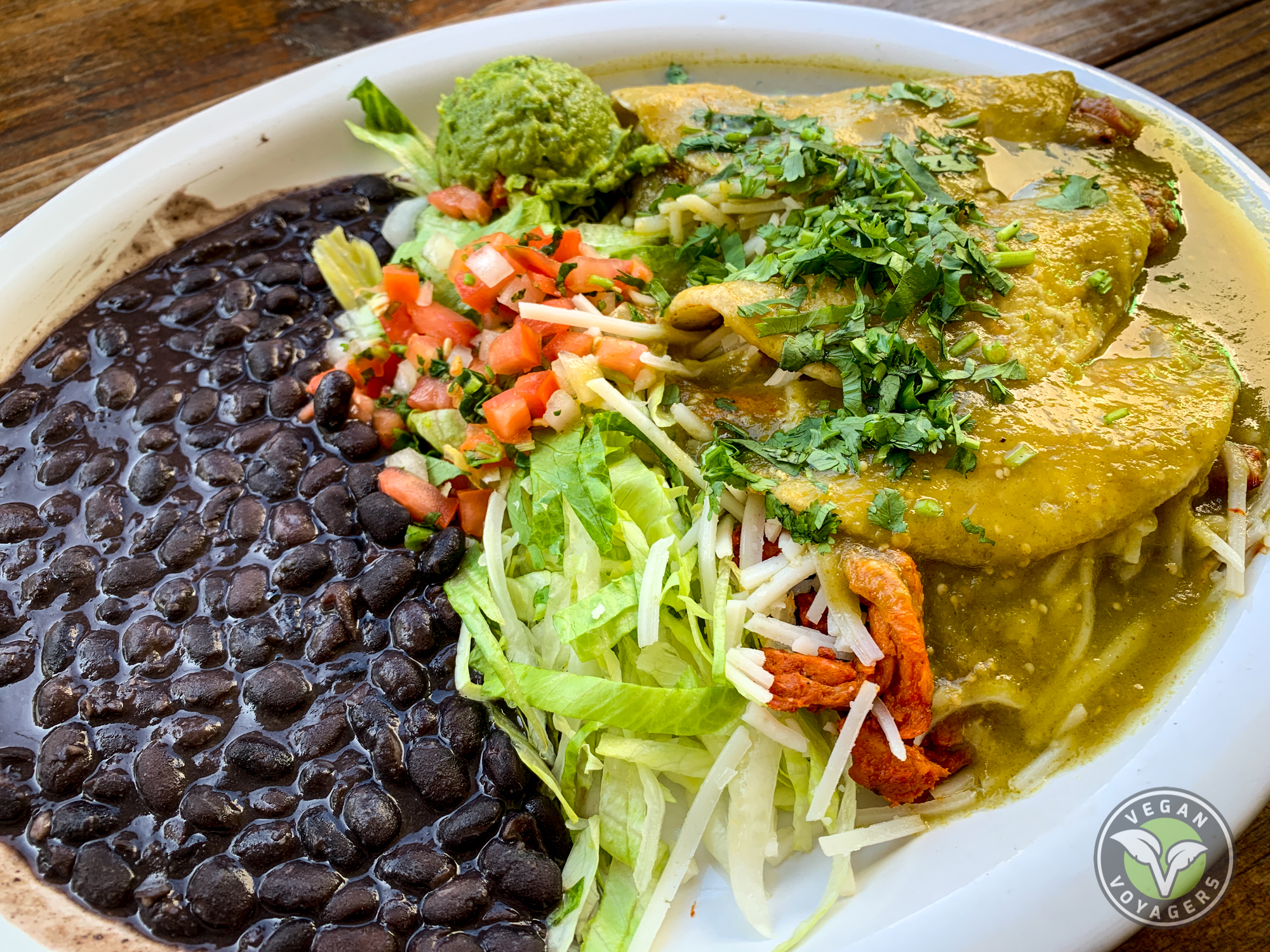 International Cuisine | El Nutri Taco | The Ultimate Vegan Guide to Portland, OR