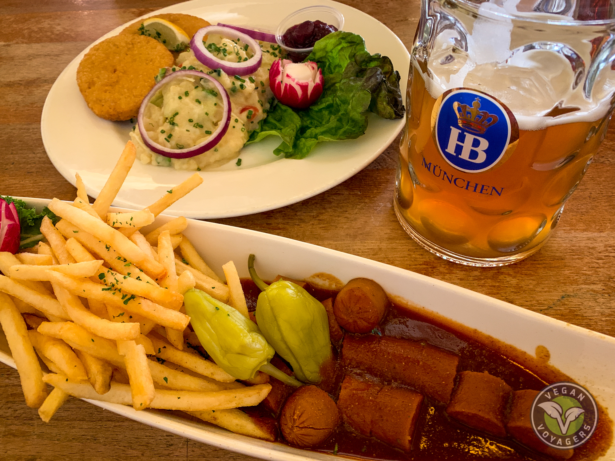 The Ultimate Vegan Guide to Las Vegas, NV | Hofbrauhaus
