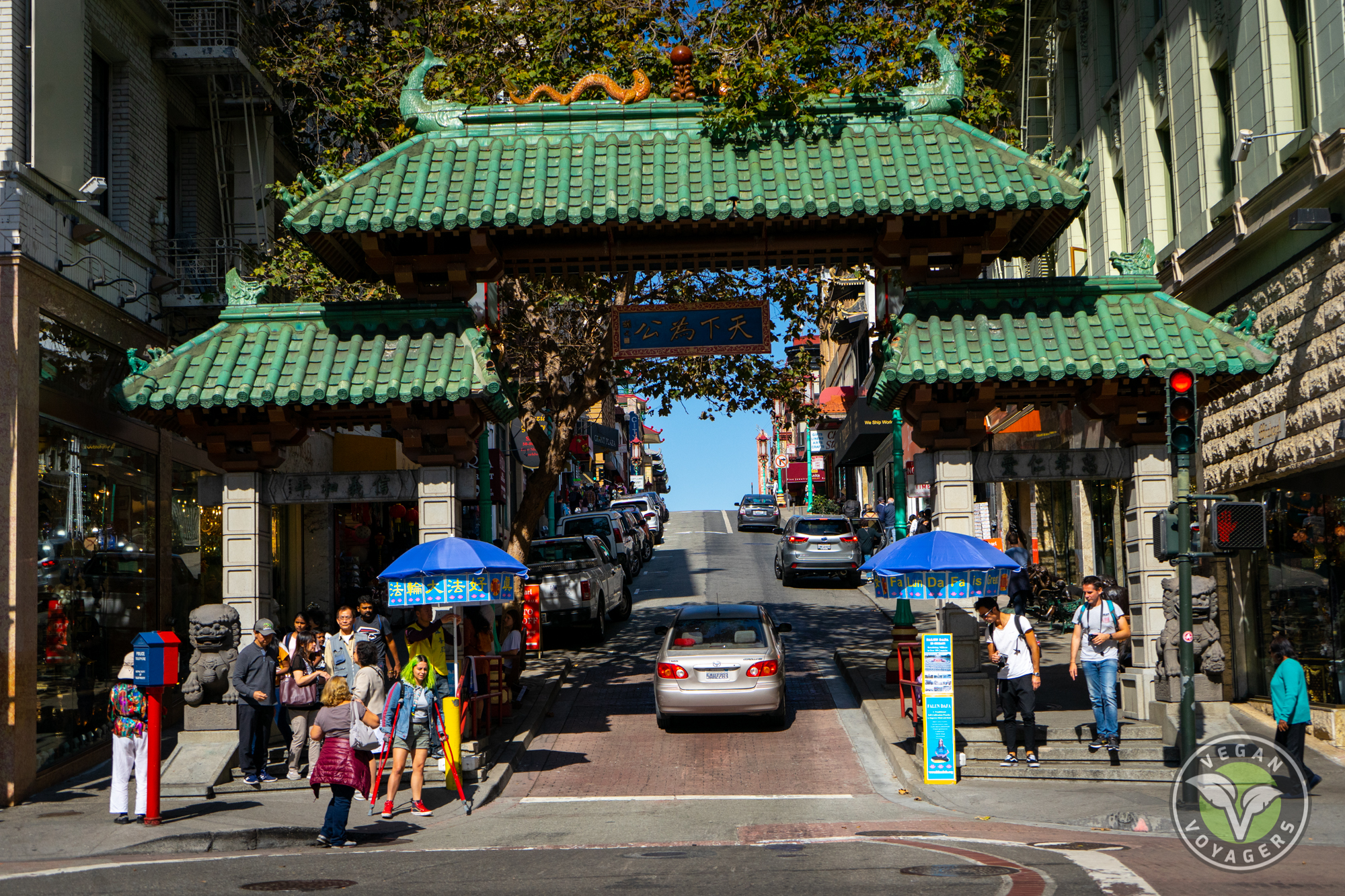 San Francisco Travel Guide | Dragon Gate