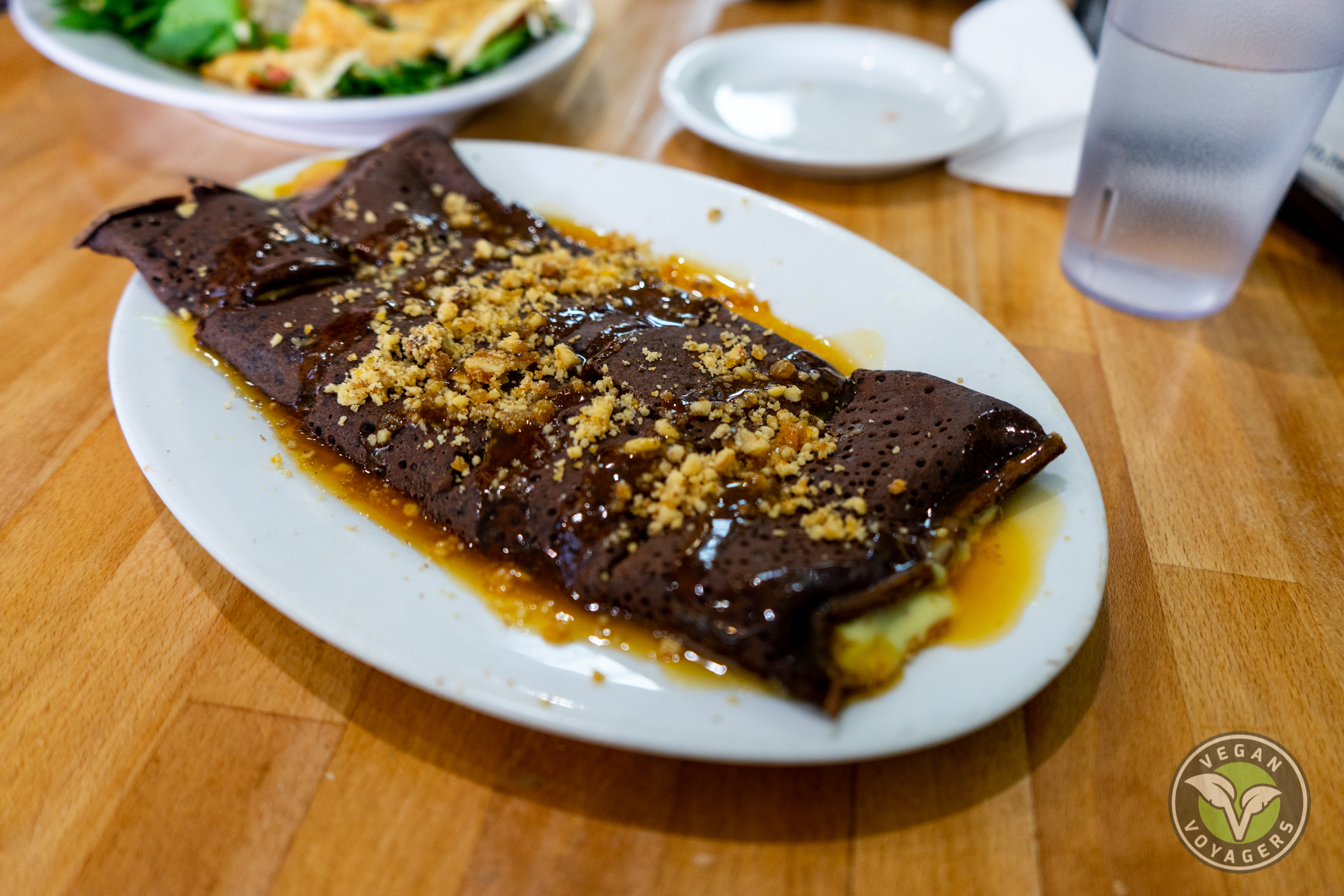 Crepe Bistro | The Vegan Guide to the Bay Area, California
