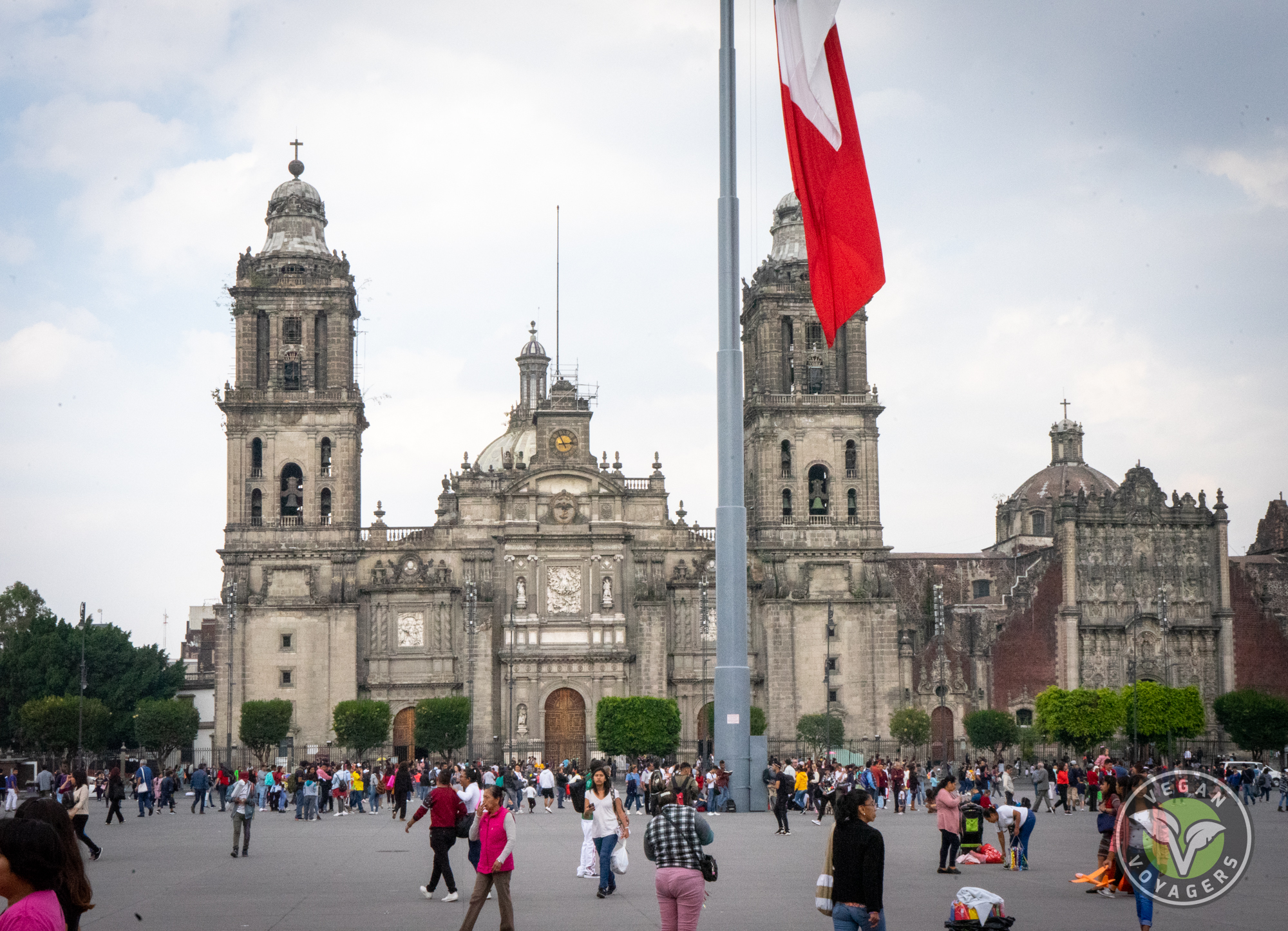 Best Things to do in Mexico City | The Zocalo