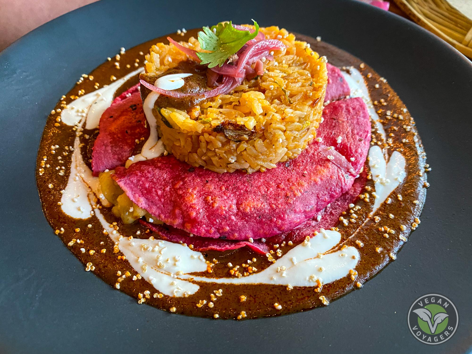 La Pitahaya Vegana | Vegan Guide to Mexico City