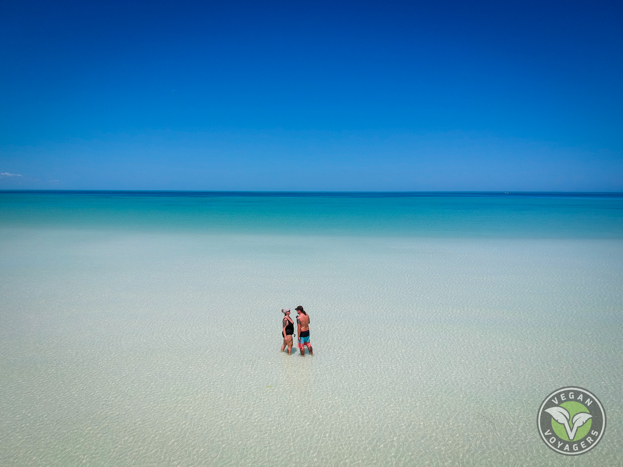 Relax on the sand bar   Tips for Visiting Isla Holbox, Mexico