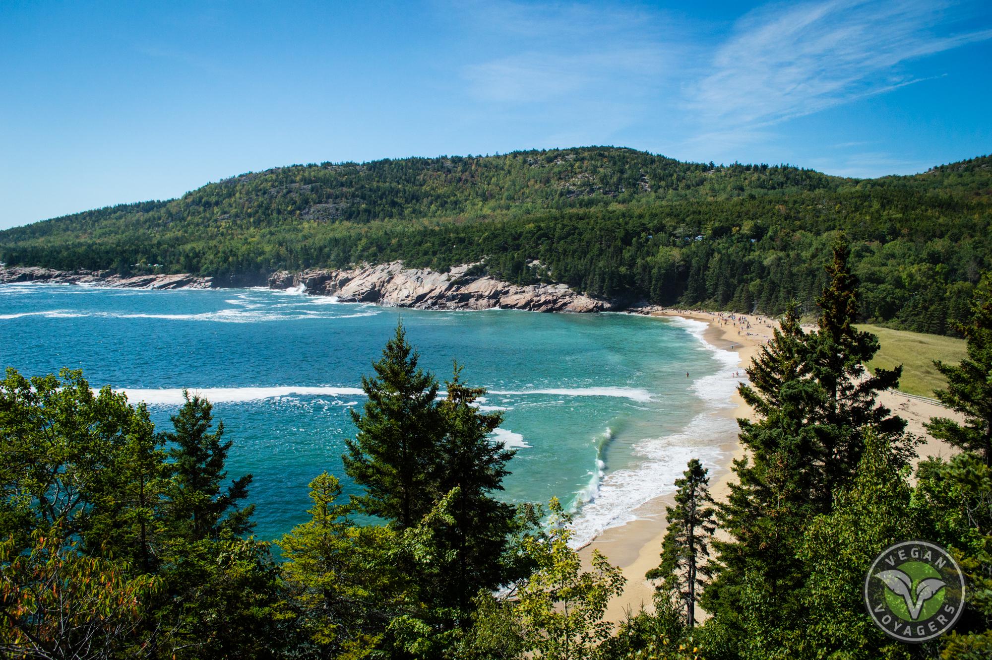 Acadia National Park Sand Beach 02